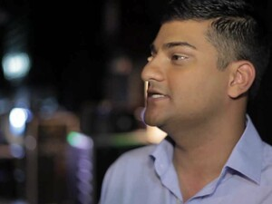A look at Vivek Bhardwaj's BlackBerry 10 demo and his thoughts on the audience's reaction