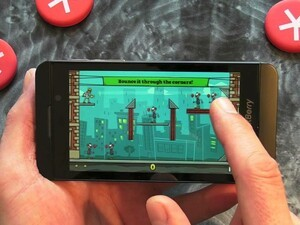 Tennis in the Face is served up to BlackBerry 10