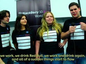 Passion + Red Bull = BlackBerry 10 Fuel