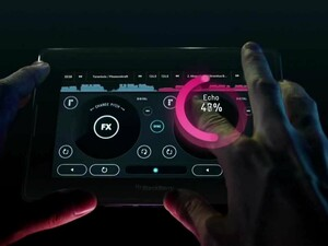Pacemaker Shows Off Upcoming App for BlackBerry PlayBook