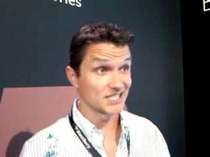 CES 2010: BlackBerry Presenter In Action
