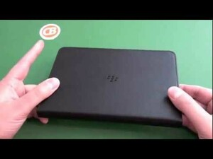 BlackBerry Convertible Case for the BlackBerry PlayBook