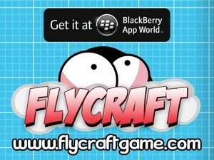 FlyCraft for the BlackBerry PlayBook now available!