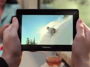 New BlackBerry PlayBook ad - Why can't every tablet do that?