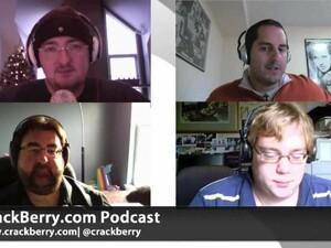CrackBerry Podcast 81: 2011 BlackBerry Year in Review Super Show!