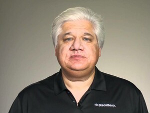 Research In Motion Founder and Co-CEO Mike Lazaridis addresses BlackBerry service outage!