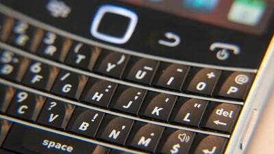 Bold 9900 Keyboard