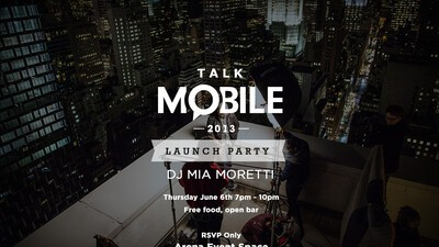 Talk Mobile Launch Event!