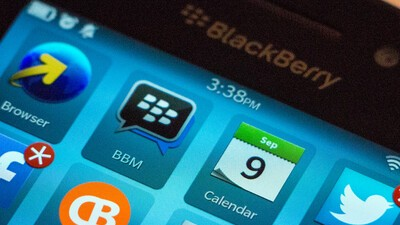 BlackBerry Blend and BBM Protected nominated for GSMA Global Mobile Awards
