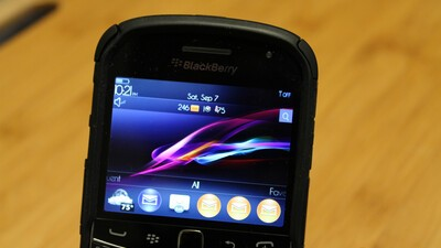 BlackBerry theme roundup - September 11, 2013