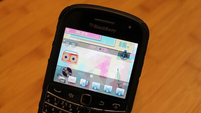 BlackBerry theme roundup - October 1, 2013