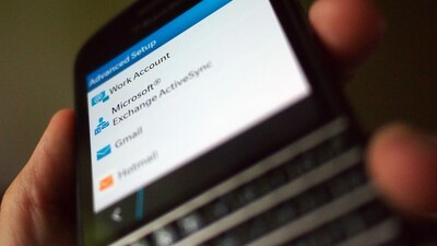 BlackBerry issues statement on Air Force switch: 'There is nothing more secure than a BlackBerry'