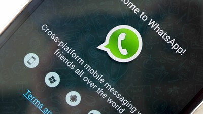 Having issues with WhatsApp on BlackBerry 10? Make sure you have the latest version