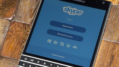 Skype rolls out bug fix update for BlackBerry 10