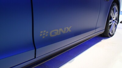 BlackBerry fact checks Bloomberg's coverage of Apple hiring QNX talent
