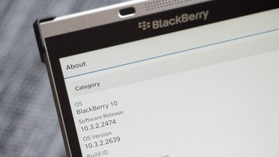 BlackBerry OS 10.3.2.2639 now available for download