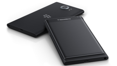 Telus confirms plans to sell BlackBerry Priv starting Nov. 6