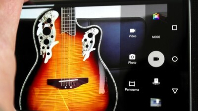 How to change your video settings on the BlackBerry Priv camera