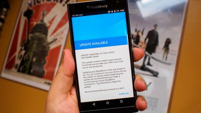 Rogers and TELUS Priv's now receiving January security patch