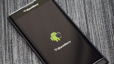 BlackBerry begins rollout of September Android security update