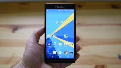 Android Marshmallow BlackBerry Priv