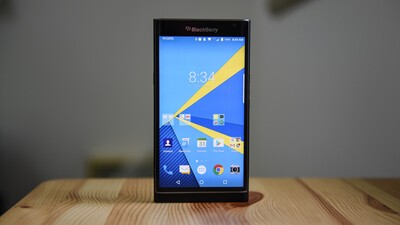The wider rollout of Marshmallow has begun for Priv owners
