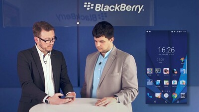 Latest BlackBerry Enterprise Technical Expert video takes a look at bringing Android to Work With BES12