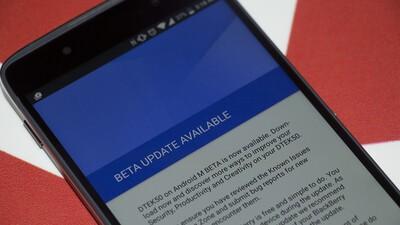 Beta Zone will longer provide BlackBerry beta OS updates