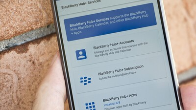 BlackBerry Hub+ Suite beta now open to everyone through Beta Zone!