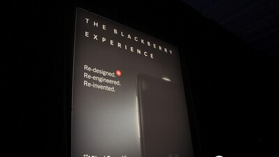 BlackBerry 10 may live on in BlackBerry-branded handsets