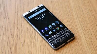 BlackBerry KEYOne finally checks in at the FCC