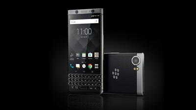 TCL Communication launches the all-new BlackBerry KEYone at Mobile World Congress!