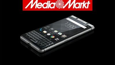 Media Markt now taking pre-orders for the BlackBerry KEYone!