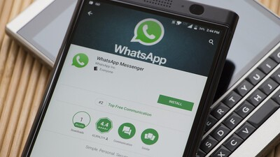WhatsApp for BlackBerry 10 is dead, time to switch to a BlackBerry KEYone or Motion!