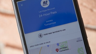 Google Pay adds support for transit passes and tickets