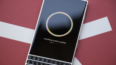 BlackBerry KEY2 November Android security update now available!