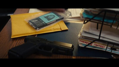 Birds of Prey includes a BlackBerry KEYone cameo