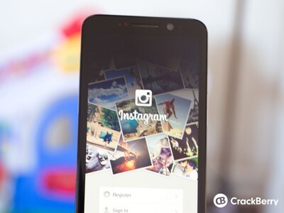 How to install Instagram on BlackBerry