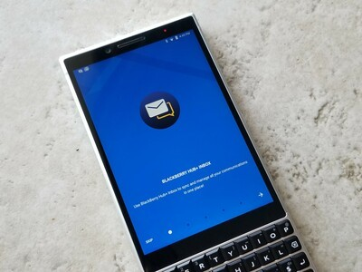 How to fix BlackBerry Hub+ Inbox 'Web page not available' errors