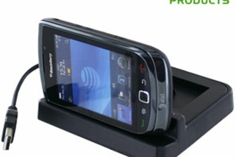 BlackBerry Accessory Roundup - Win a Mobi Products Cradle with Spare Battery Slot