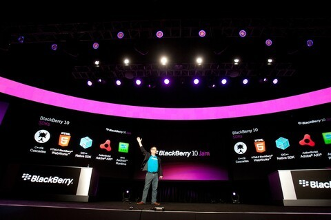 A Thank You to all the app developers out there who support BlackBerry 10 natively!