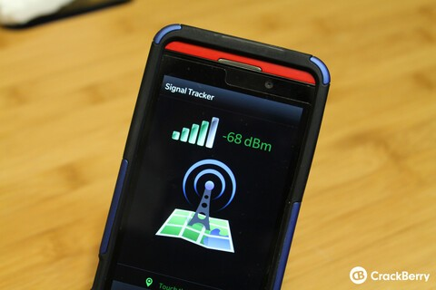Signal Tracker adds support for OpenCellID in latest version