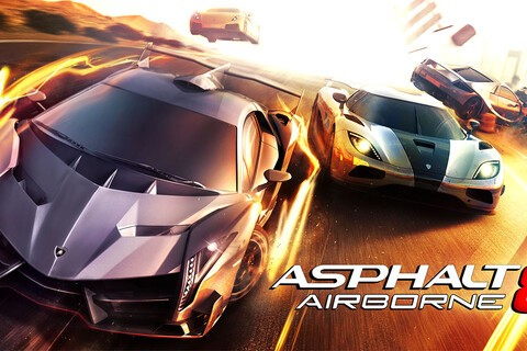 Asphalt 8: Airborne updated and now available for free on BlackBerry World