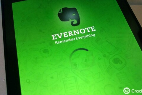 Evernote for BlackBerry 10 receiving small update with bug fixes