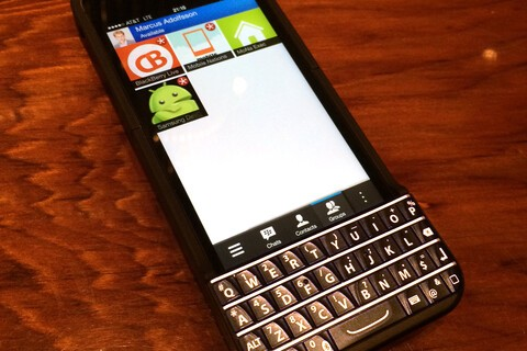 I want my BlackBerry Q50 to have this design
