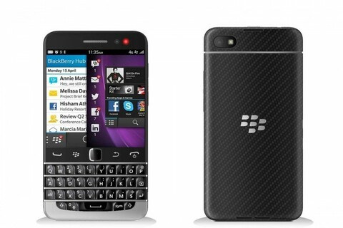"There will be many BlackBerry ""Classic"" models like the Q20"