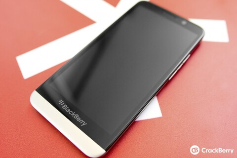 BlackBerry Z30 returns to the Verizon Wireless site