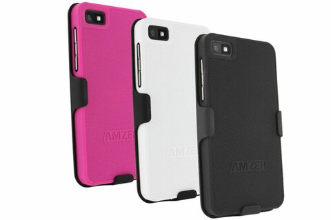 This case and holster combo for BlackBerry Z10 is only $4.95 today