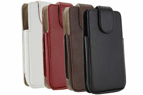 Save 57% today on these soft leather holsters for BlackBerry Z10
