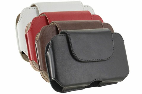 Save over 50% today on these professional BlackBerry Q10 leather holsters